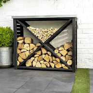 Moreton Cross Log Store