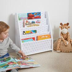 Sling Bookcase - Stars