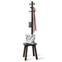 Coat Stand and Stool - Pillar