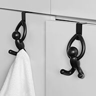 Set of 2 Over Cabinet Hooks - Buddy