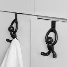 Set of 2 Over Cabinet Hooks - Buddy