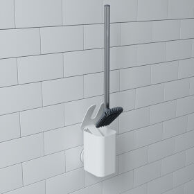 Sure Lock Toilet Brush - Flex