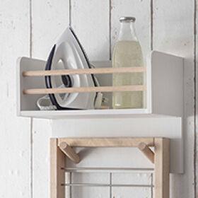 Iron & Ironing Board Storage Shelf - Melcombe