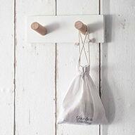 Melcombe 2 Peg Hook Rack
