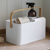 Storage Caddy with Handle - Portland