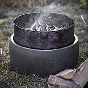 Round Fire Pit - Lyneham