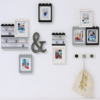 LEGO Photo Display Frame