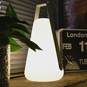 Rechargeable Lamp - B Bulb