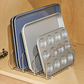 Baking Tray & Chopping Board Organiser