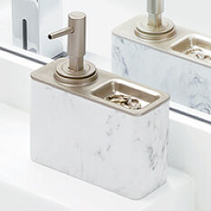 Soap Dispenser Pump with Ring Tray - Dakota