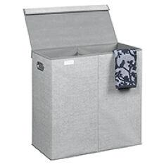 Foldable Double Laundry Hamper - Aldo