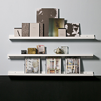 1 x Studio Display Shelf - White