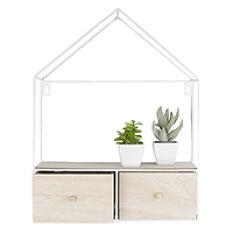 House Shelf & Drawer Unit