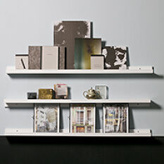3 x Studio Display Shelves - White