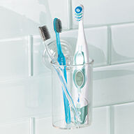 Powerlock Suction Toothbrush Holder