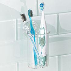 Powerlock Suction Toothbrush Holder