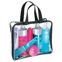 Clear Storage Bag with Handles