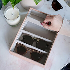 Stackers Sunglasses Storage Box