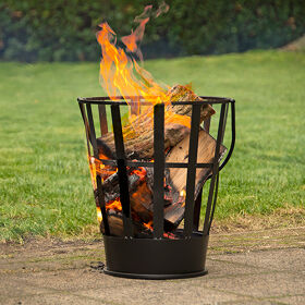 Portable Fire Basket