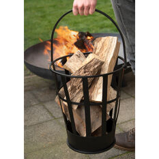 Portable Fire Basket