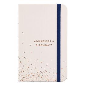 Birthday & Address Book