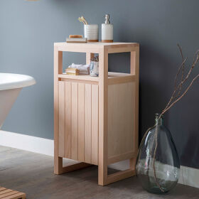 Wooden Bathroom Cabinet - Southbourne