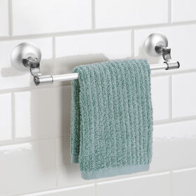 Suction Hand Towel/Flannel Rail - Metro