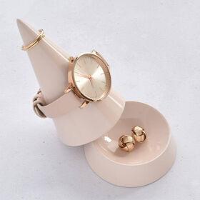 Jewellery Storage Cone - Peaks