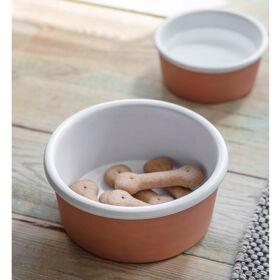 Stoneware Pet Bowl - Kemerton