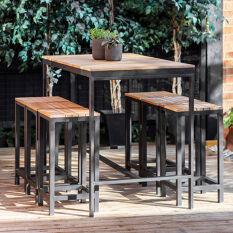 Bar Table & Stool Set - Camley