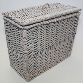 Cleaning Products Storage Basket - Grey Willow