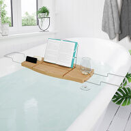 Bamboo Bath Caddy - Aquala