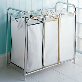 Triple Laundry Sorter - Original